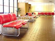 Petit aéroport intérieur Images stock