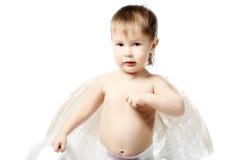 Petit ange Images libres de droits
