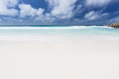 Petit Anse, La Digue, Seychelles Royalty Free Stock Photography