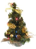 Petit arbre de Noël Photo libre de droits