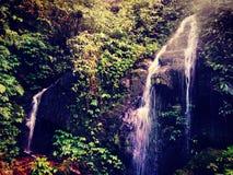 Petit automne de l'eau Photographie stock