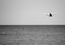 Petit avion Photographie stock libre de droits