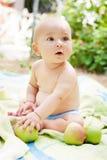 Petit bébé photographie stock libre de droits