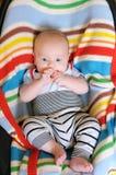 Petit bébé garçon Images libres de droits