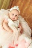 Petit bébé mignon Photo libre de droits