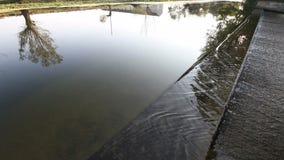Petit barrage pour l'eau clips vidéos