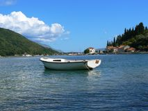 Petit bateau Image libre de droits