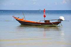 Petit bateau image stock