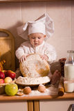 Petit boulanger Photos libres de droits