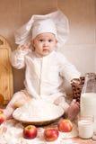 Petit boulanger Photographie stock libre de droits