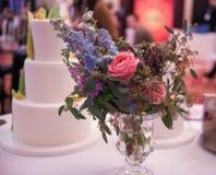 Petit bouquet des fleurs Image libre de droits