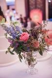Petit bouquet des fleurs Images stock