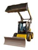 Petit buldozer Images stock