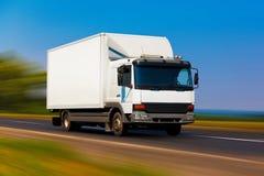 Petit camion Photographie stock
