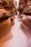 Petit canyon de cheval blanc Images stock
