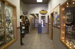 Petit centre commercial Photos libres de droits