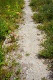 Petit chemin Image libre de droits