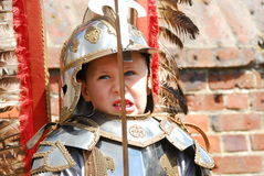 Petit chevalier Images stock