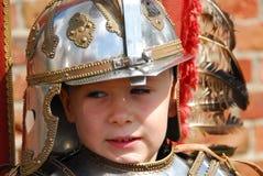 Petit chevalier Photos stock