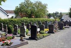 Petit cimetière Images libres de droits