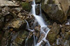 Petit courant de montagne photographie stock libre de droits