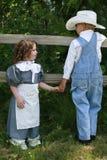 Petit cowboy 3 Image stock