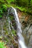 Petit crochet de cascade photographie stock libre de droits