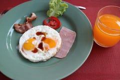 Petit déjeuner photos stock