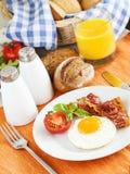 Petit déjeuner Photographie stock libre de droits