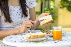 Petit déjeuner Image stock