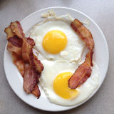 Petit déjeuner Image libre de droits