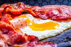 Petit déjeuner anglais Image libre de droits