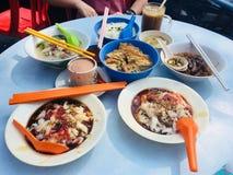 Petit déjeuner de la Malaisie Image stock