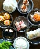 Petit déjeuner de la Thaïlande Photographie stock libre de droits