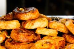 Petit déjeuner de pâtisserie - 01 Image libre de droits