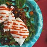 Petit déjeuner 1 de Paleo Photo libre de droits