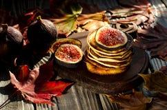 Petit déjeuner de pays Photo stock