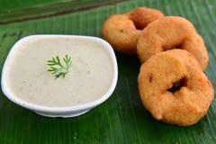 Petit déjeuner indien du sud photos stock