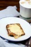 Petit déjeuner sain Photographie stock