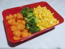 Petit déjeuner sain de nourriture Photos libres de droits