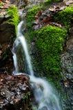 Petit détail de cascade Photographie stock libre de droits