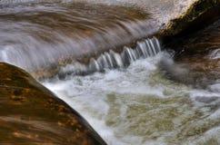 Petit détail de cascade Photographie stock