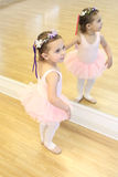 Petit danseur Photo stock