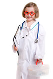 Petit docteur Images stock