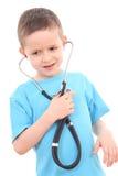 Petit docteur Photos stock