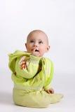 Petit enfant Image libre de droits