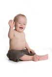 Petit enfant. Images libres de droits