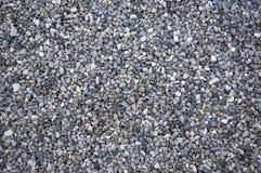 Petit fond gris de pierres de rivière, texture de simplicité en journée, groupe de pierres de couleur photographie stock
