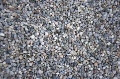 Petit fond gris de pierres de rivière, texture de simplicité en journée, groupe de pierres de couleur photo stock