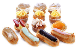 Petit four Stock Images